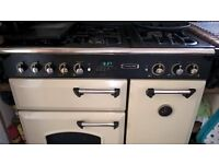 aga stove - free to uplift for parts