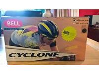 Unused Bicycle Helmet