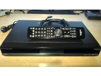 Humax Foxsat Freesat Recorder 1TB (1000Gb) hard drive,Twin Tuner, Excellent Condition.
