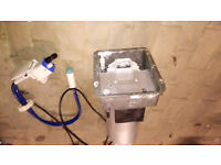 carver heater caravan spare or repair /working condition unknow