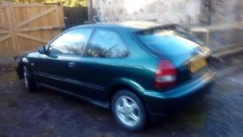 Honda Civic se auto hatchback 1.4