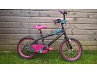 Girl's Bike - Used, Very Good Condition, Tyre Size 16X2.125