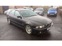 STUNNING 2003 BMW 520 2.2 M SPORT STYLING LONG MOT PX WELCOME