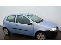 FIAT PUNTO ACTIVE 2003 53 PLATE mot December 3 DOOR HATCHBACK TEL 07455522406