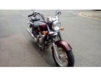 Hyosung 125 aguilia 2oo7 12 months mot excellent runner clean bike for year.