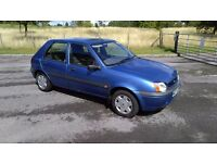Ford fiesta 1.3 new mot and only 56k