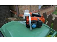 petrol chainsaw top handle