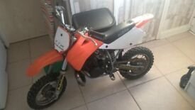 Kids dirt bike KTM MINI ADVENTURE 50CC