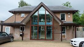 Ground floor office with parking only 3 miles from Cambridge city centre, 300 sq ft.