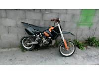 Ktm 65 not 80 85 60 125 pit bike