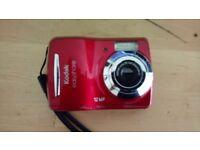 kodak easyshare 12 megapixel digital camera red