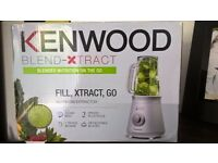Kenwood Blend-Xtract food blender / smoothie maker