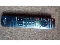 Panasonic original remote