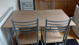 Need gone - Table + Chair Set - Good Condition