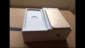 APPLE IPHONE 6s GOLD 16GB UNLOCKED BOXED IN GREAT CONDITION