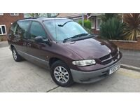 Chrysler Grand Voyager 3.3LE ,Auto, Mot Jan 19