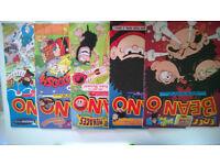JOBLOT BUNDLE 120+ BEANO COMICS MAGAZINES DATED 1999-2003 vgc