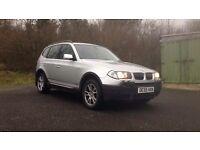 BMW X3 2.0 d SE **PRICE DROP**