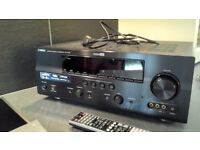 Yamaha RX-V765 AV Receiver; Ampli-tuner audio-video, silent cinema. Hardly used, collection only.