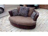 Comfy sofas