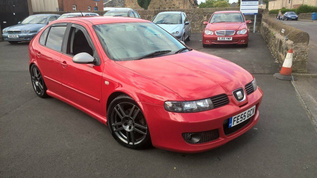 55 plate 2005 seat leon fr tdi 150 bhp cupra diesel stunning car 1995 ovno px welcome in. Black Bedroom Furniture Sets. Home Design Ideas