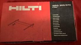 HILTI PARALLEL GUIDE WPG 355/370