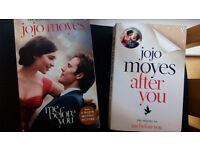 Me Before You #1 and After You #2 - by Jojo Moyes