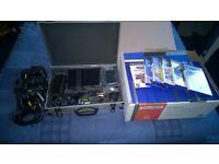 PS2 Slimline + 60 Games
