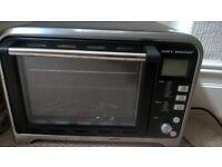 cook's essentials 26L Compact Oven, Rotisserie & Breadmaker