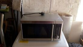 Tesco Microwave+Grill Hardly used