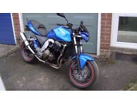 Kawasaki ZR750 Z750S 2005 FULL MOT COMMUTER OFFERS