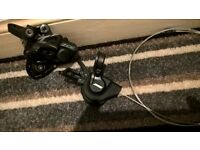 Shimano zee 10 speed shifter and mech