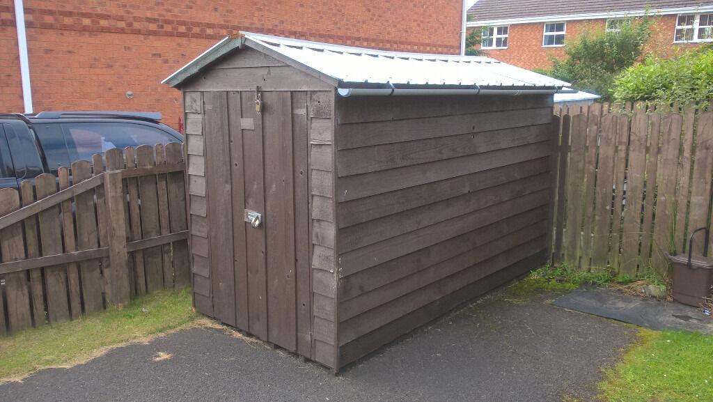 garden shed 10 x 5 150 - Garden Sheds 10 X 5