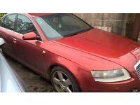 For sale 05 Audi A6 quattro 3.0d auto gearbox