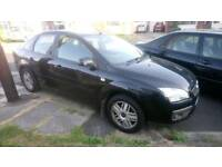 Ford focus ghia 2.0l automatic gearbox. Low mileage. New tyres brakes all round. Service history.