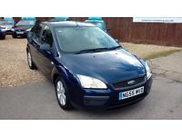 FORD FOCUS 1.6 LX & NEW MOT AND 6 MONTH WARRANTY ON SALE