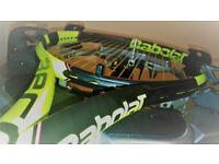 Tennis/Squash racket RESTRINGING