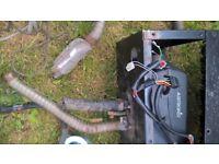 Eberspacher diesel heater airtronic M D4. 40 watt. 12 volt. 4kw.