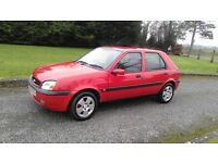 2001 FORD FIESTA 1.8 TURBO DIESEL FULL YEAR MOT EXCELLENT CONDITION FOR YEAR