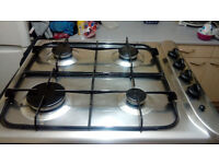 Integrated Gas Hob