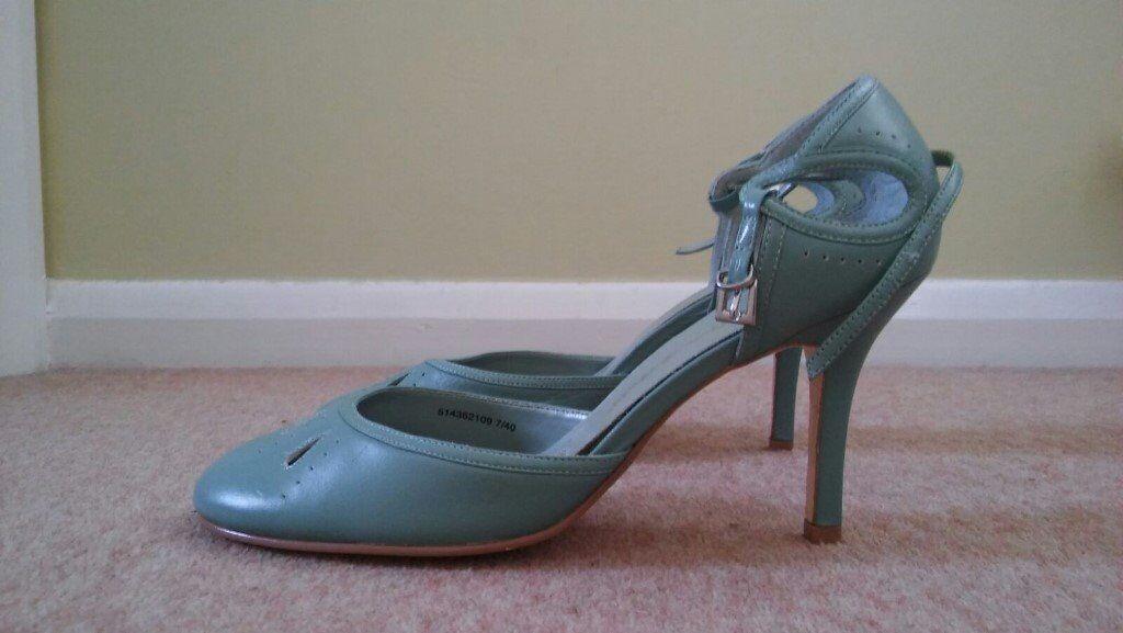 New - Miss Selfridge narrow heeled dress shoes, UK size 7