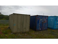 SHIPPING CONTAINER-CHOICE OF 3 - PORTABLE CABIN - STORAGE CONTAINER