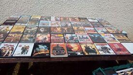 Joblot dvds over 100 dvds
