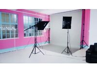 Fun Photography & Film Studio for Hire - East London
