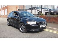 2007 Volvo S40 2.0 D SE 4dr Saloon, FULL SERVICE HISTORY £2,995