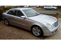 mercedes E320 cdi diesel auto (reduced price )