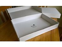 Boxes job lot of brand new flat packed boxes 60x40x9cm