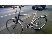 Raleigh Bike Road Racer Retro Bicycle