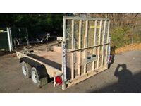 Used 3500kg Plant Trailer