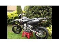 Suzuki DRZ 400 SM 2006 very clean low miles